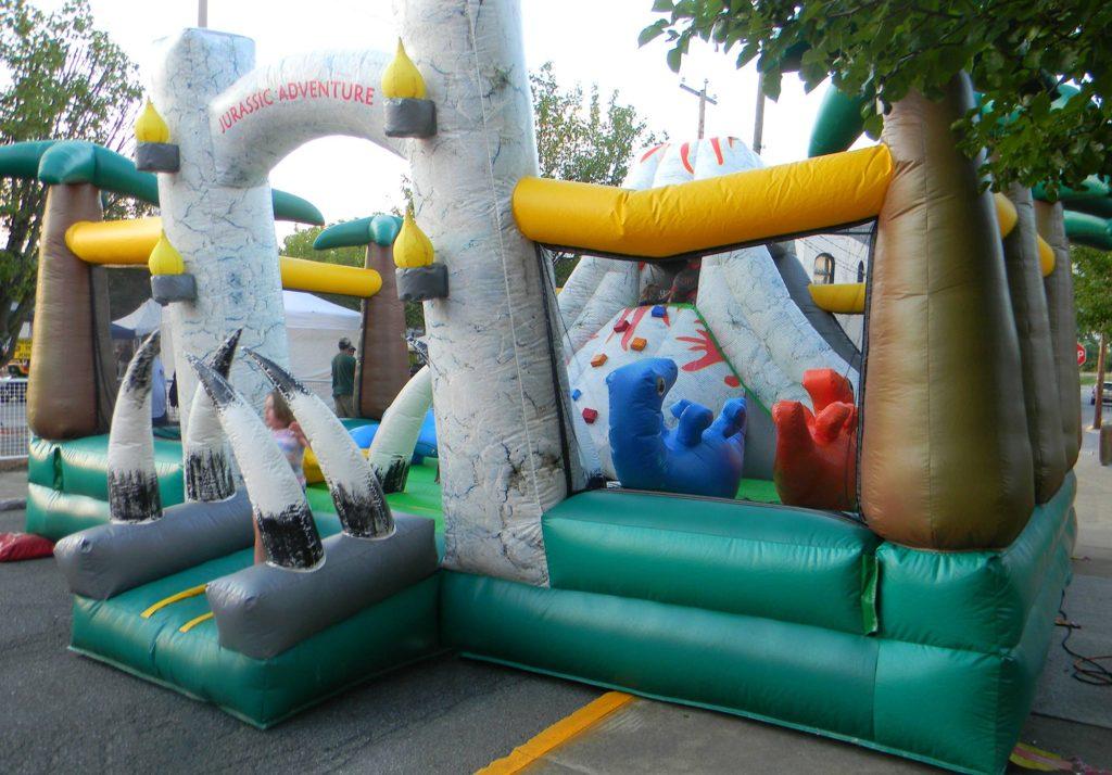 bouncy