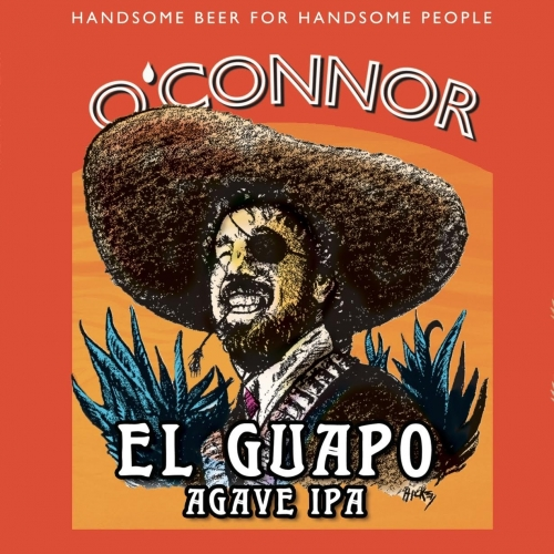 O'Connor Brewing El-Guapo - Agave IPA