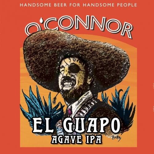 O'Connor Brewing El-Guapo - Agave IPA